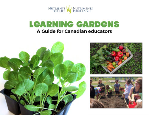 Learning Gardens manual cover